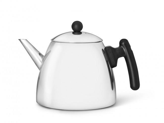 Teapot Duet Classic 1.2L black fittings