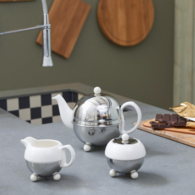 Teapot Cosy White 0.9 liter