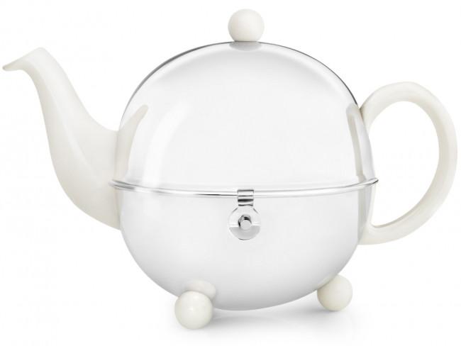 Teapot Cosy White 1.3 liter