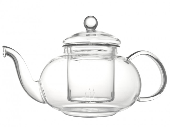 Verona Single walled Teapot Glass 0,5L