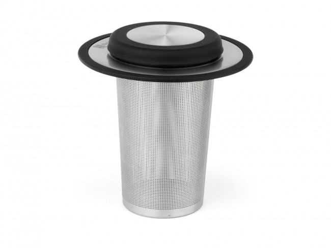 Tea filter with coaster XL