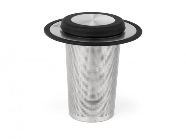 Tea filter with coaster XL