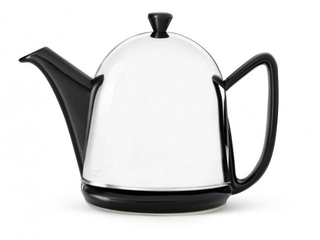 Teapot Cosy Manto Black 1.0 liter