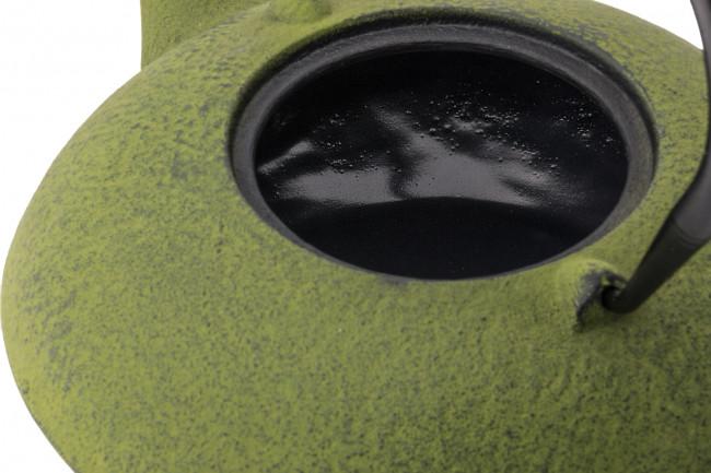 Teapot Yantai 1.2L green