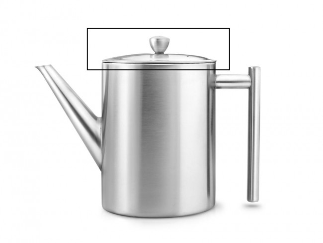 Lid for teapot Minuet® Cylindre 3151MS