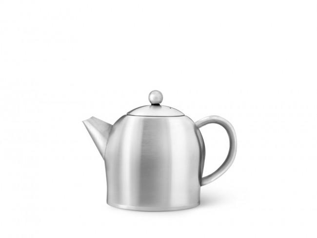 Teapot Minuet Santhee 0.5L satin finish