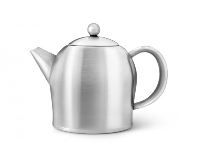 Teapot Minuet Santhee 1.0L satin finish