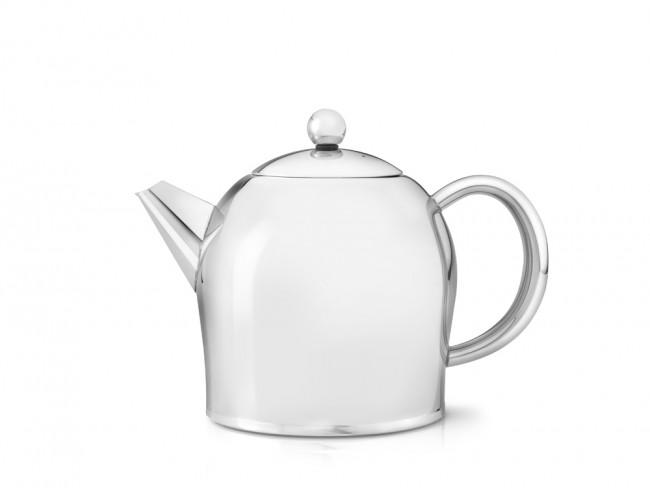 Teapot Minuet Santhee Metal 1 liter