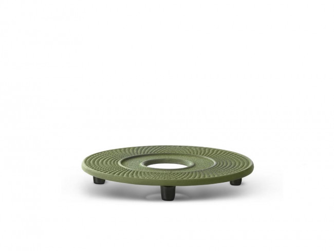 Coaster Cast Iron Xilin Green