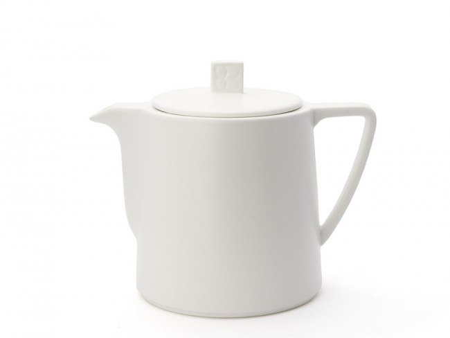 Tea pot Lund 1L White