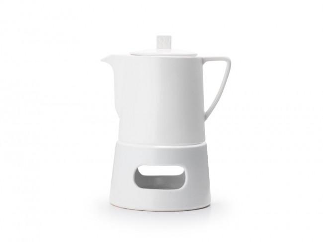 Tea warmer Lund white, for 1L/1,5L teapot