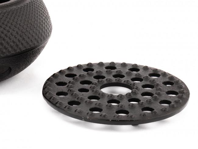 Warmer Jang cast iron black