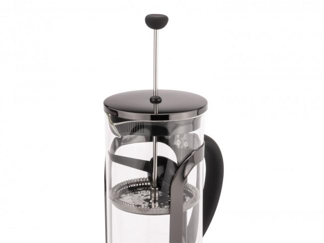 Coffee & tea maker Shiny Black 1.0L