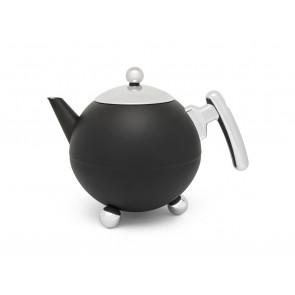 Teapot Bella Ronde 1.2L matt black