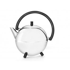 Teapot Saturn 1.2L. black fittings