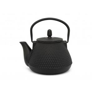 Teapot cast iron Wuhan 1.0L black