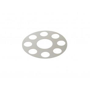 Stainless steel holder for tea warmer Verona 1468