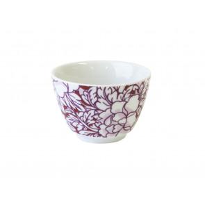 Tea mug Yantai red