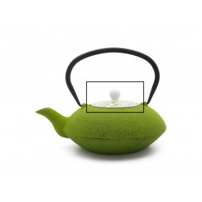 Lid for teapot Yantai 157000 green