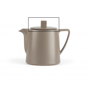 Set: lid and silicon ring for teapot Lund LD001WG/LD002WG/LD003WG warm grey