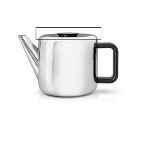 Lid for teapot Duet® Design Dex 1604Z black