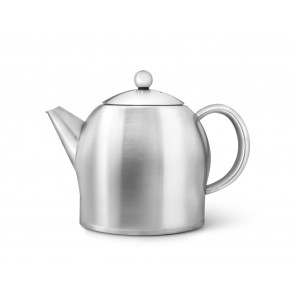 Teapot Minuet Santhee 1.4L satin finish
