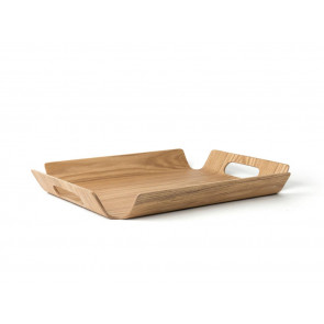 Serving tray Madera M, rectangular
