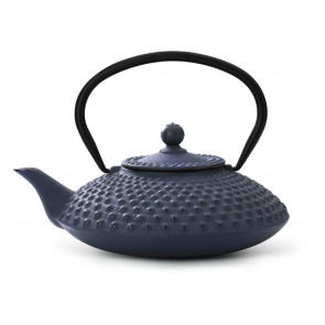 Teapot Cast Iron Xilin 1,25L Blue