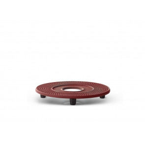 Coaster Xilin cast iron red