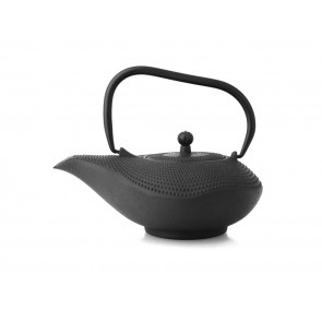 Teapot Aladdin 0,9L black, cast iron