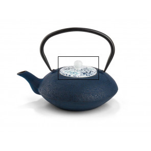 Lid for teapot Yantai G021BP blue