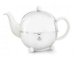 Teapot Cosy 0.9L white