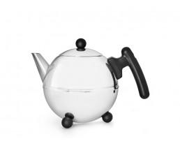 Teapot Bella Ronde  black 0.75 liter