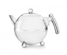 Teapot Bella Ronde Chromium 1.2 liter