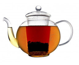 Verona Single walled Teapot Glass 1,5L