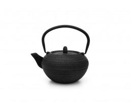 Teapot Tibet 1.2L cast iron black