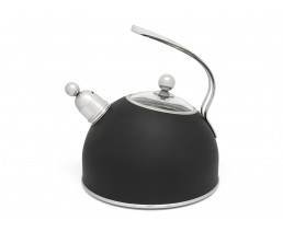 Water kettle 2.5L matt black