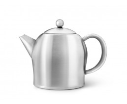 Teapot Minuet Santhee Metal Matt 1 liter