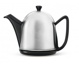 Teapot Cosy Manto 1.0L black, matt