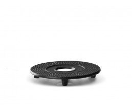 Coaster Cast Iron Jang Black