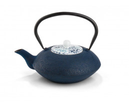 Teapot Yantai 1.2L dark blue